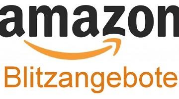 Angebote auf Amazon Blitzdeals