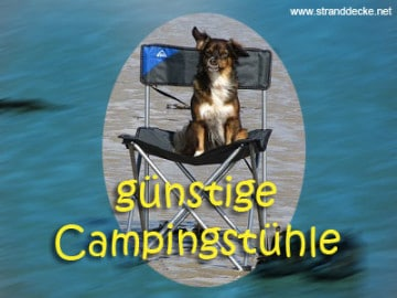 Campingstühlel günstig Anglerstuhl