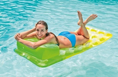 Luftmatratze Intex Pool