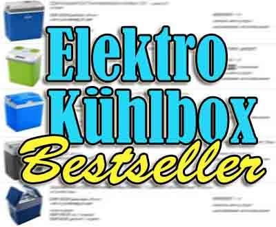 Bestseller Elektrokühlbox