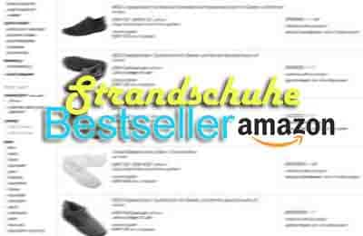 Strandschuh Aquaschuhe Bestseller