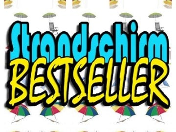 Strand Sonnenschirm Bestseller Top10